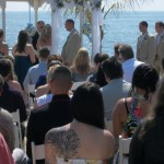 Melissa & Ian Beach Wedding