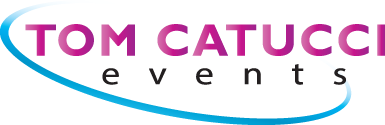 Tom Catucci Events  Logo